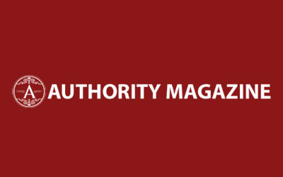 """Authority Magazine – """"How Businesses Pivot and Stay Relevant In The Face of Disruptive Technologies"""""""