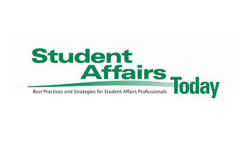 """Student Affairs Today – """"Test, Track, and Treat Negative Opinion Outbreaks"""""""